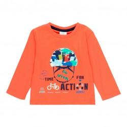 Тениска Boboli с дълъг ръкав - 313030-3734 - view 1