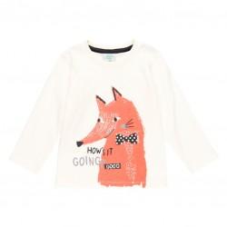 Тениска Boboli с дълъг ръкав - 393049-1111 - view 1