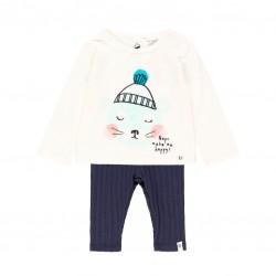 Комплект Boboli с блуза... - 603043-1111 - view 1
