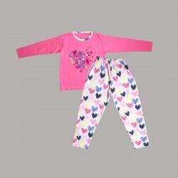 Пижама Keiki с дълъг ръкав - 47755-005-140 - view 1