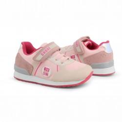 Детски спортни обувки Shone за момичета. - LB-406 pink - view 2