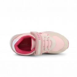 Детски спортни обувки Shone за момичета. - LB-406 pink - view 3