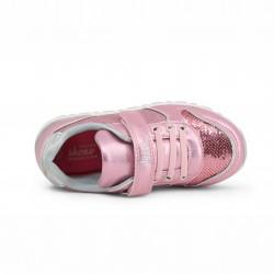 Детски спортни обувки Shone за момичета. - 6726-003 pink - view 3