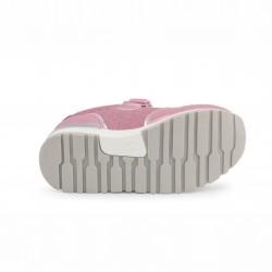 Детски спортни обувки Shone за момичета. - 6726-003 pink - view 4