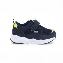 Детски спортни обувки Shone за момчета. - 10260-001 navy - view 1
