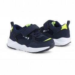 Детски спортни обувки Shone за момчета. - 10260-001 navy - view 2