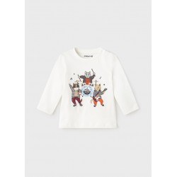 Тениска Mayoral с дълъг ръкав - 2073-091 - view 1