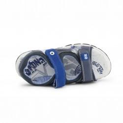 Детски сандали Shone за момчета. - 6015-027 navy - view 2