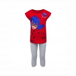 Пижама Ladybug с къс ръкав