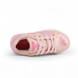 Детски сникърси Shone за момичета. - 208-102 pink - view 2