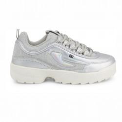Спортни обувки Shone - E2071-001 silver - view 1
