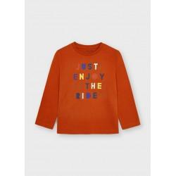 Тениска Mayoral с дълъг ръкав - 4076-072 - view 1