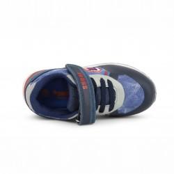 Детски спортни обувки Shone за момчета. - LB-406 navy - view 2