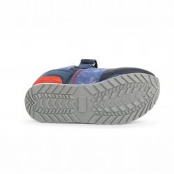 Детски спортни обувки Shone за момчета. - LB-406 navy - view 4