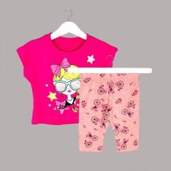 Комплект Keiki с тениска... - 52562-004 - view 1