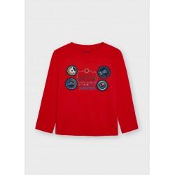 Тениска Mayoral с дълъг ръкав - 4090-032 - view 1