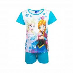 Пижама Frozen с къс ръкав - ER2088 blue-110 - view 1