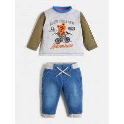 Комплект Guess с тениска... - I1BG06KAV20F8CN - view 1