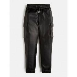 Кожен панталон Guess