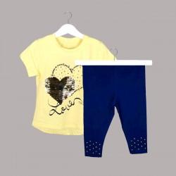 Комплект Keiki с тениска... - 54206-009 - view 1