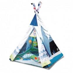 Палатка детска 2 в 1...