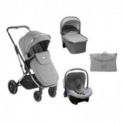 Комбинирана бебешка количка... - 31001010188 - view 1