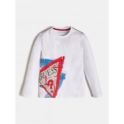 Тениска Guess с дълъг ръкав - L1BI01I3Z11G011 - view 1