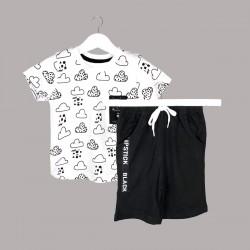 Комплект Keiki с тениска...