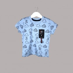 Детски комплект Keiki с тениска къс ръкав и къси панталони за момчета. - 54681-043 - view 3