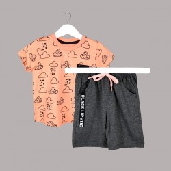 Комплект Keiki с тениска... - 54681-011 - view 1