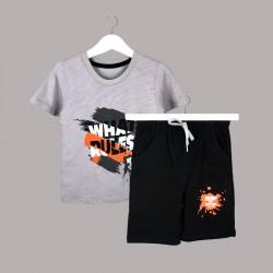 Комплект Keiki с тениска... - 54677-029 - view 1