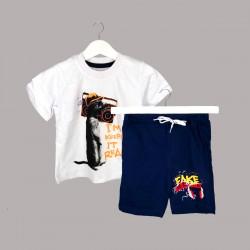 Комплект Keiki с тениска... - 53981-001 - view 1