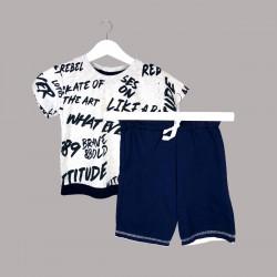Комплект Keiki с тениска... - 54732-052 - view 1