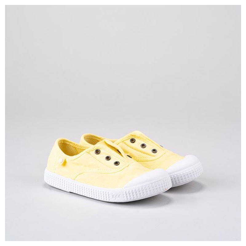 Детски спортни обувки Igor за момичета. - S10161-008 - view 1
