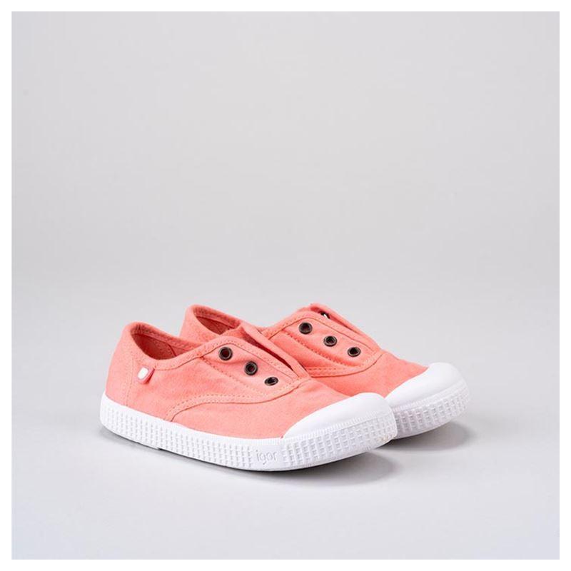 Детски спортни обувки Igor за момичета. - S10161-178 - view 1