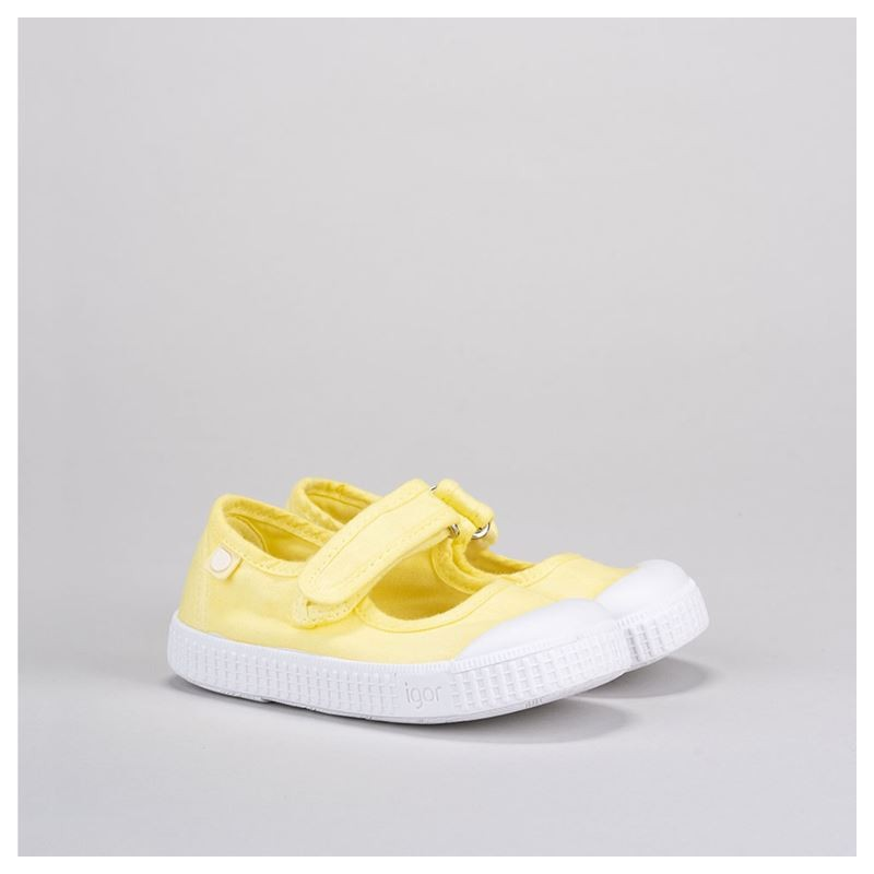 Детски спортни обувки Igor за момичета. - S10182-008 - view 1