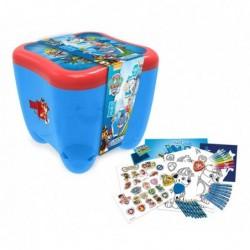 Детска кутия с пособия за...