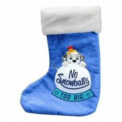 Коледен чорап за подаръци с...