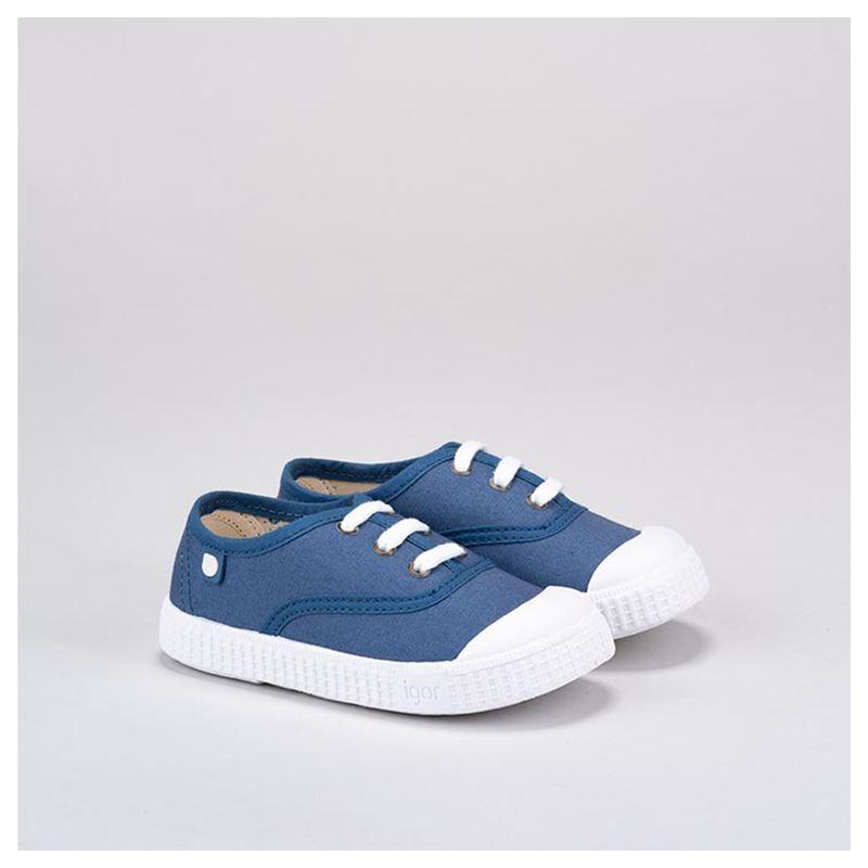 Детски спортни обувки Igor за момчета/момичета. - S10181-050 - view 1