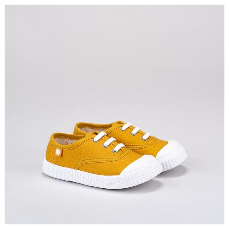 Детски спортни обувки Igor за момчета/момичета. - S10181-080 - view 1