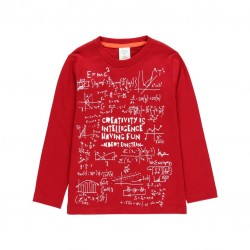 Тениска Boboli с дълъг ръкав - 593029-3727 - view 1