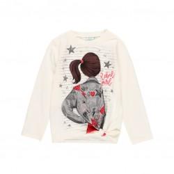 Тениска Boboli с дълъг ръкав - 433145-1111 - view 1