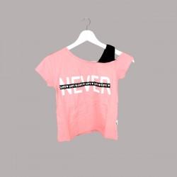 Детска тениска Keiki с къс ръкав за момичета. - 54386-005 - view 1