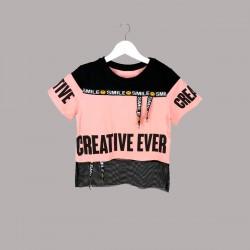Тениска Keiki с къс ръкав - 54506-006 - view 1