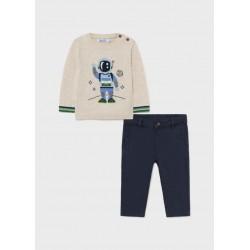 Комплект Mayoral с пуловер... - 2538-092 - view 1