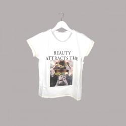 Тениска Keiki с къс ръкав - 53769-018 - view 1