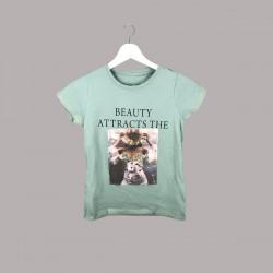 Тениска Keiki с къс ръкав - 53769-041 - view 1