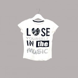 Тениска Keiki с къс ръкав - 54799-014 - view 1