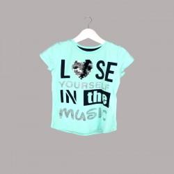 Тениска Keiki с къс ръкав - 54799-033 - view 1