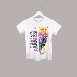 Тениска Keiki с къс ръкав - 52815-001 - view 1